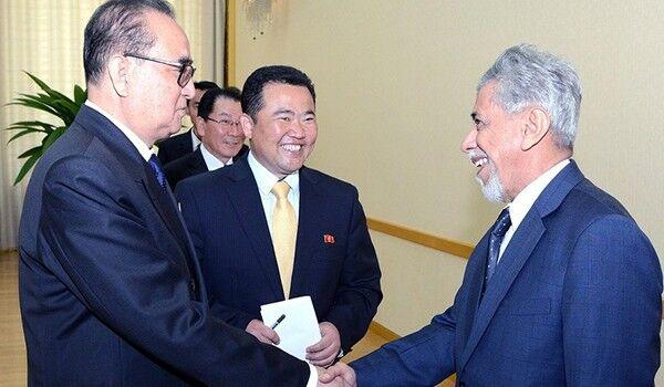 سفیر کره شمالی در کویت