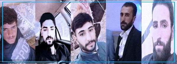 هویت ۵ کولبر گرفتار در بهمن مشخص شد