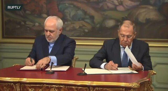 امضای موافقتنامه همکاری ایران و روسیه در حوزه امنیت اطلاعات