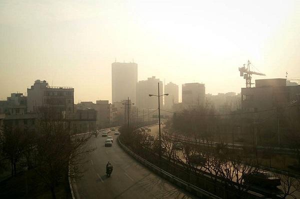 آلودگی هوا نفس های مشهد را به شماره انداخت