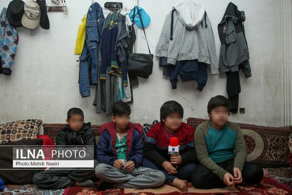 دانش آموزانی در حاشیه تهران؛ گوشی اندروید ندیدهایم چه برسد به شاد