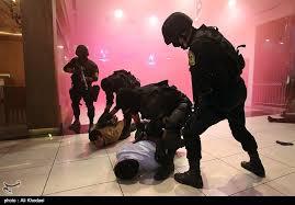 گروگانگیری نافرجام و دستگیری سارق مسلح در اهواز