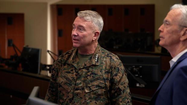 فرمانده نیروهای مرکزی آمریکا: حمله موشکی ایران به عین الاسد به قصد کشتن آمریکایی ها و نابود کردن هواپیماهای ما بود/ اگر نجنبیده بودیم 30 هواپیما و 150 کشته می دادیم/ چنین حمله ای به آمریکا به عمرم ندیده بودم/ موشک های ایران دقیق است