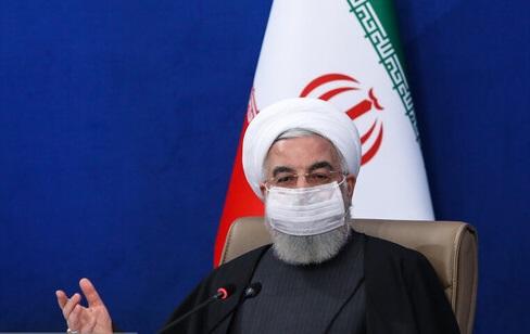 روحانی: برخی فکر می کنند دولت در احقاق حقوق مردم فقط در سایه برجام کار کرده است