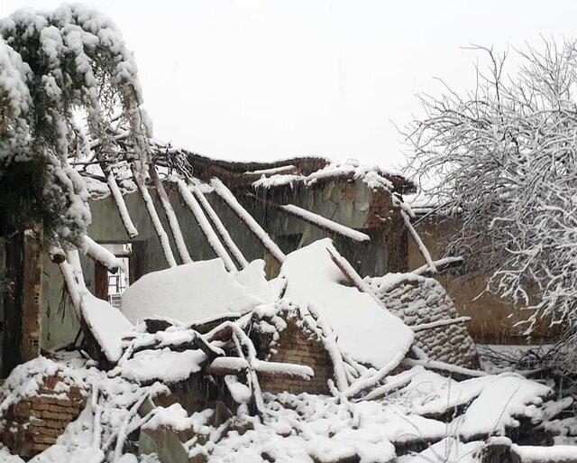 سی سخت؛ زلزله زده، برفی، بارانی