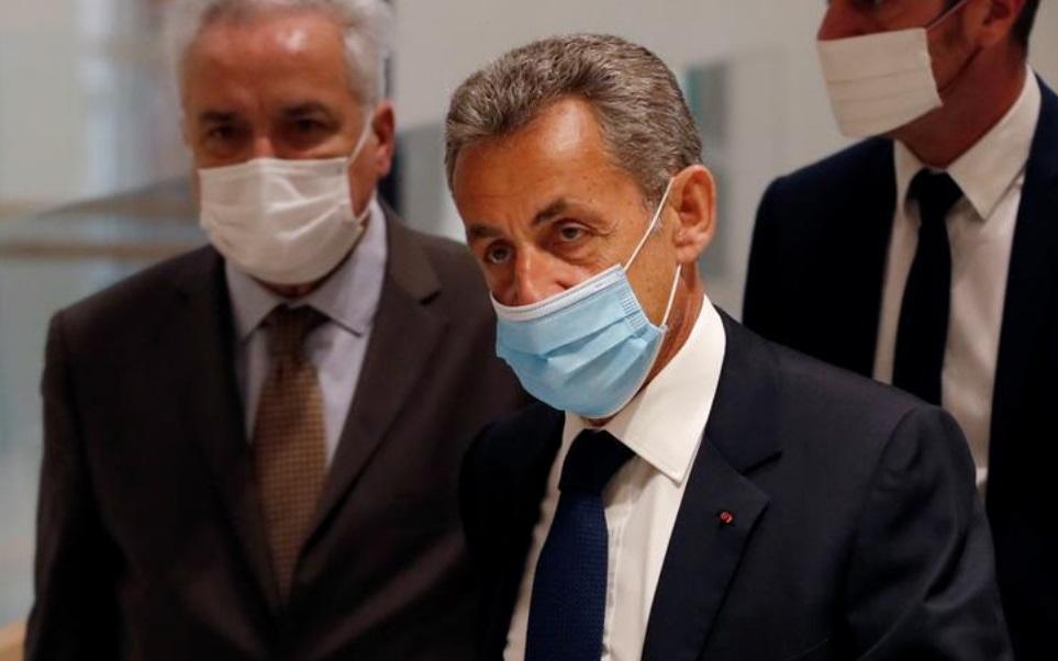 3 سال حبس برای رئیس جمهور اسبق فرانسه