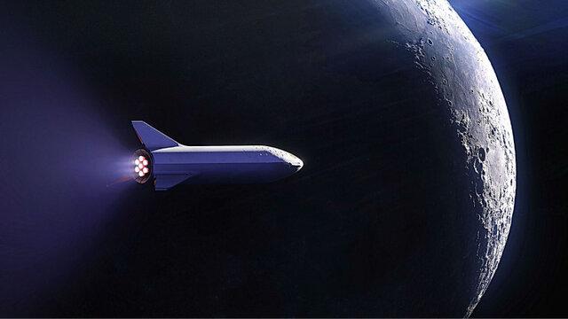 میلیاردر ژاپنی: ۸ نفر را رایگان به ماه میبرم
