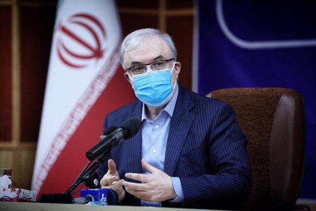 وزیر بهداشت: سفر را در خیالتان هم تصور نکنید/ خود را گرفتار بیمارستان و ICU نکنید