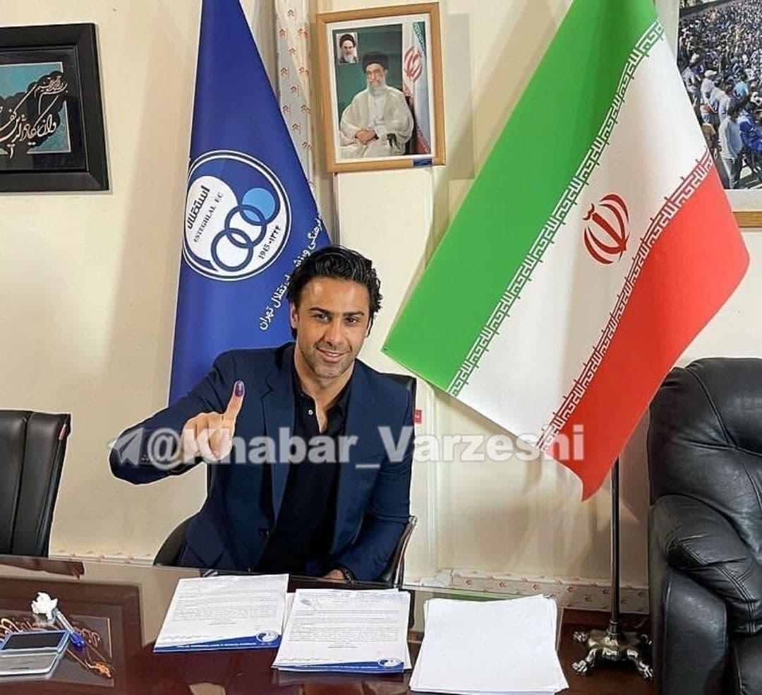 فرهاد مجیدی رسما سرمربی استقلال شد