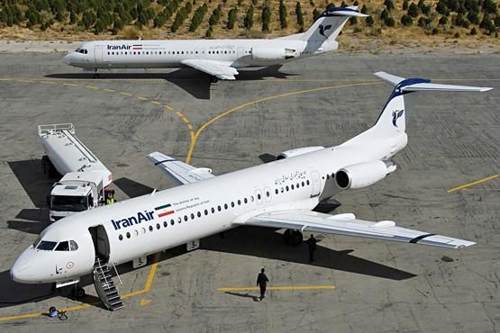 خنثی سازی هواپیما ربایی در مسیر اهواز - مشهد