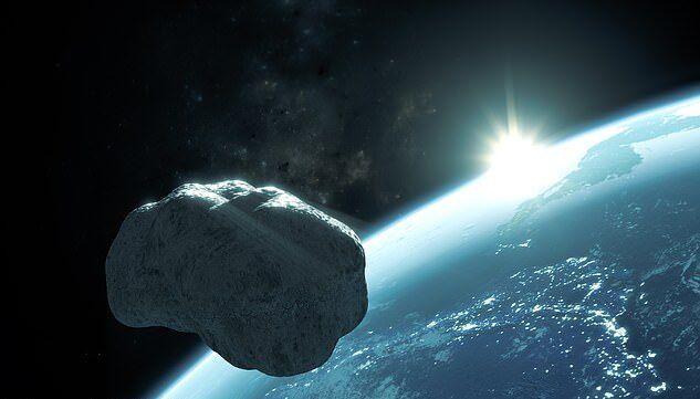 عبور یک سیارک بزرگ از کنار زمین امروز شنبه