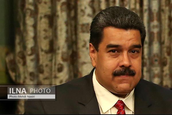 مادورو واکسن روسی کرونا تزریق کرد
