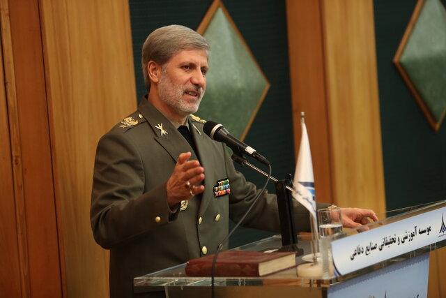 وزیر دفاع: اگر غلط اضافی از اسرائیل سر بزند فرمان رهبری اجرا خواهد شد