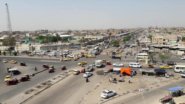 وقوع ۲ انفجار مهیب در شرق بغداد