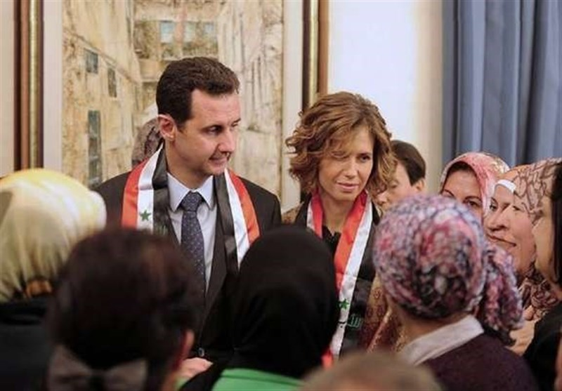 بشار اسد و همسرش به کرونا مبتلا شدند