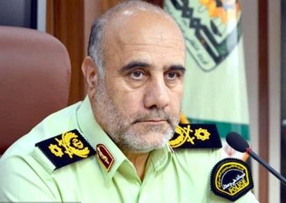 واکنش پلیس تهران به تیراندازی در منطقه سردار جنگل