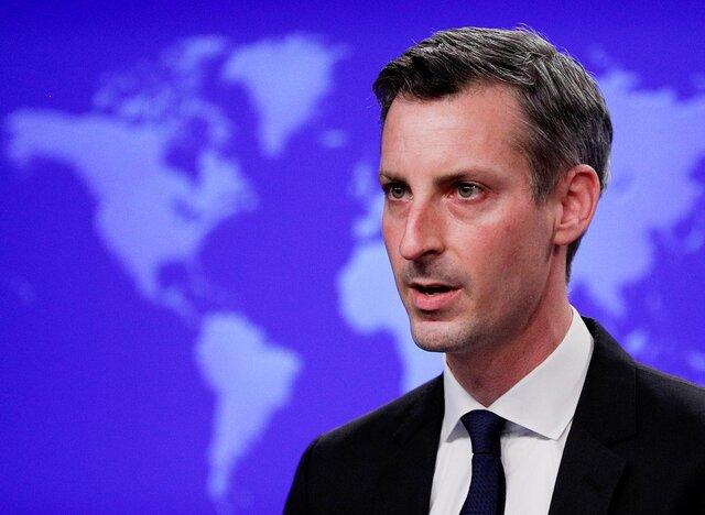 وزارت خارجه آمریکا: به دنبال مسیرهای ارتباطی با ایران برای آزادی زندانیان آمریکایی هستیم