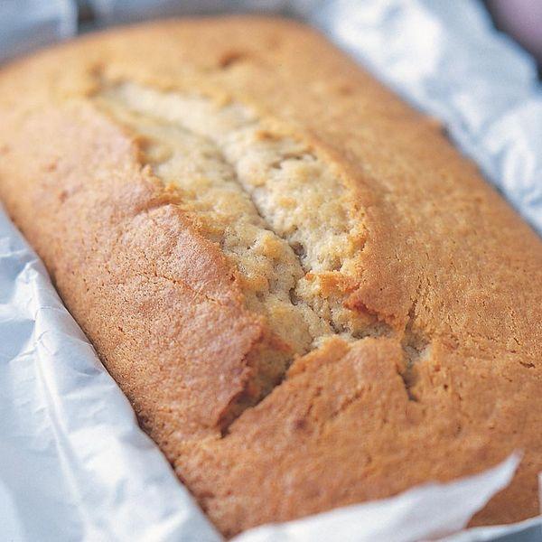 طرز تهیه کیک موزی گردویی