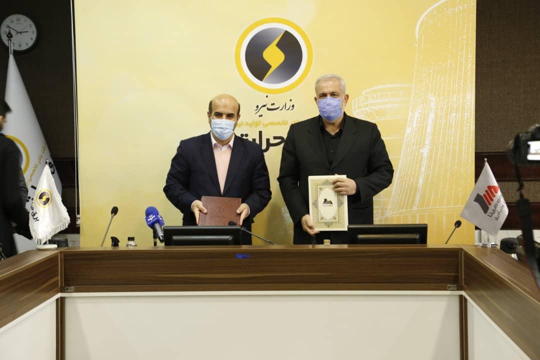 توربین فوق پیشرفته ایرانی، به کمک رفع کمبود برق و کاهش آلودگی هوای تهران می آید