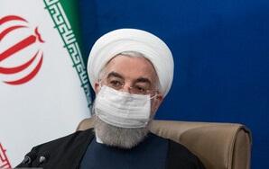 روحانی: انتقال آب به شرق کشور جزو آرزوهای همه مسولان کشور بوده است