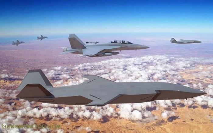 لویال وینگمن؛ نخستین هواپیمای جنگی جدید استرالیا طی نیم قرن گذشته (+عکس)