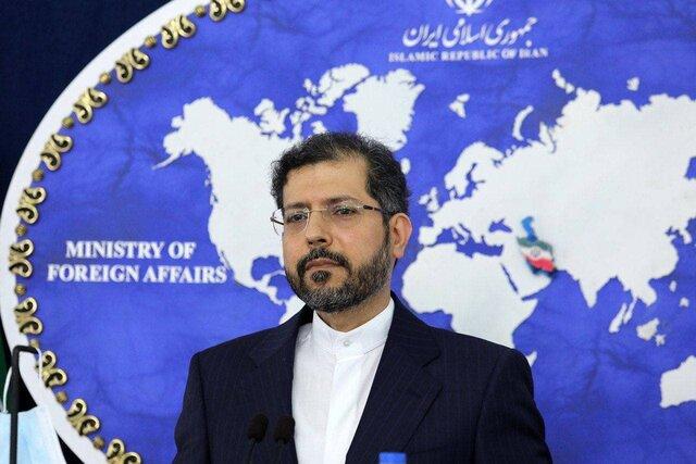 سخنگوی وزارت خارجه: گروسی در چارچوب فنی اظهارنظر کرده و بیطرفی خود را حفظ کند
