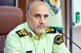 پلیس، انتقال سرباز راهور به خشکشویی را تکذیب کرد