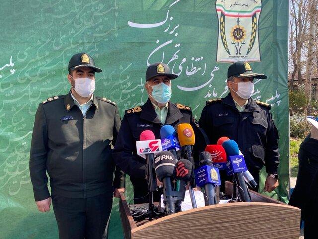 دستگیری ۷۹۲ مجرم مرتبط با مواد مخدر در تهران