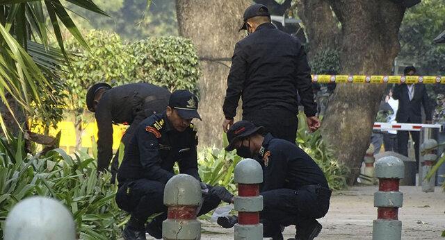 شناسایی 2 مظنون بمب گذاری سفارت اسرائیل در هند