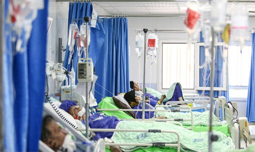 ۳ رقمی شدن آمار مرگ ومیر کرونا با فوت ۱۰۰ بیمار جدید