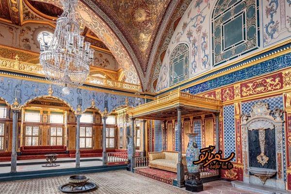 جاذبه های گردشگری در شهر استانبول ترکیه را از دست ندهید