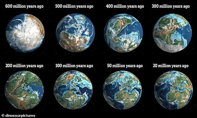 محققان: نیمی از زمین سردتر از نیمه دیگر می شود
