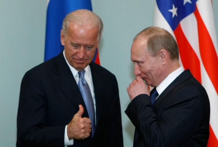 بایدن: پوتین یک قاتل است