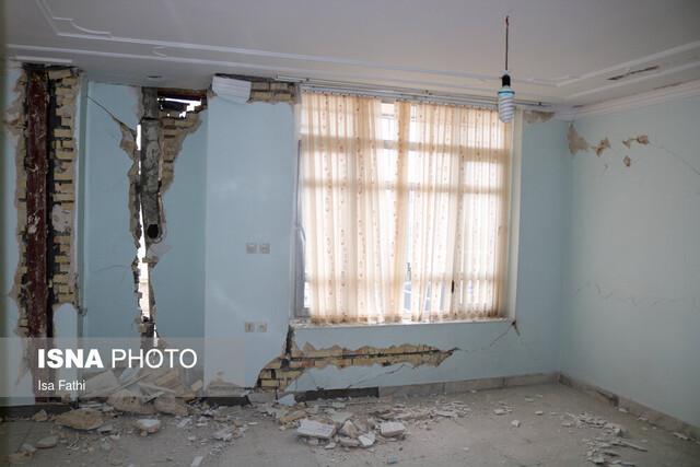 زلزله سی سخت/ تخریب ۱۰۰درصدی ۱۲۰۰ واحد مسکونی در دنا