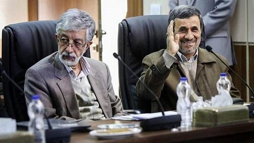 حملۀ احمدینژاد به حداد؛ هوش و شجاعت، بیاخلاقی یا اشتباه محاسباتی؟