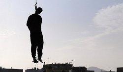 اعدام یک مجرم در زندان رجایی شهر