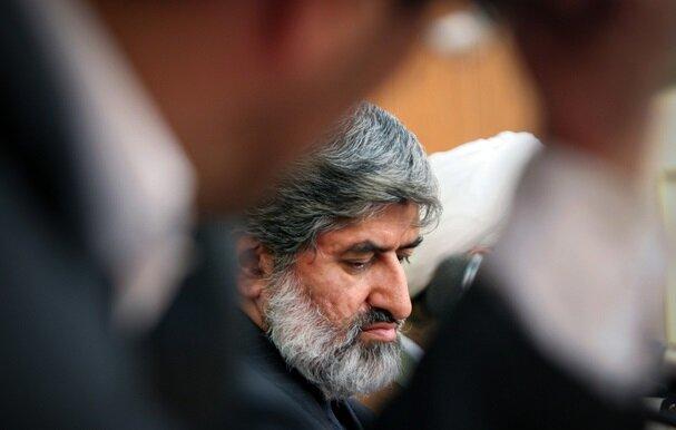 اولین واکنش منفی رسانهها به نامزدی علی مطهری