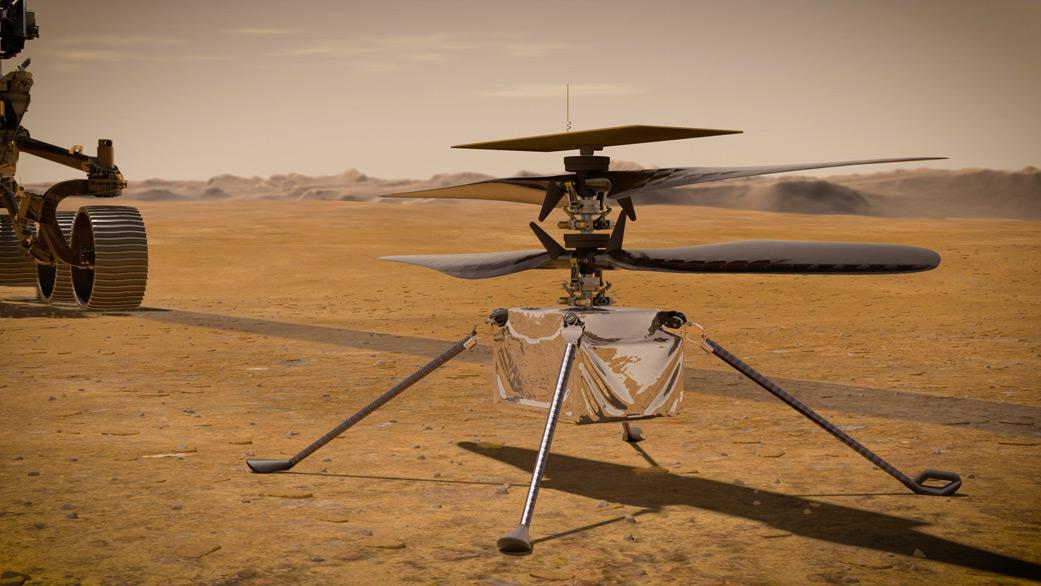 استفاده از لینوکس و اسنپدراگون در مریخ