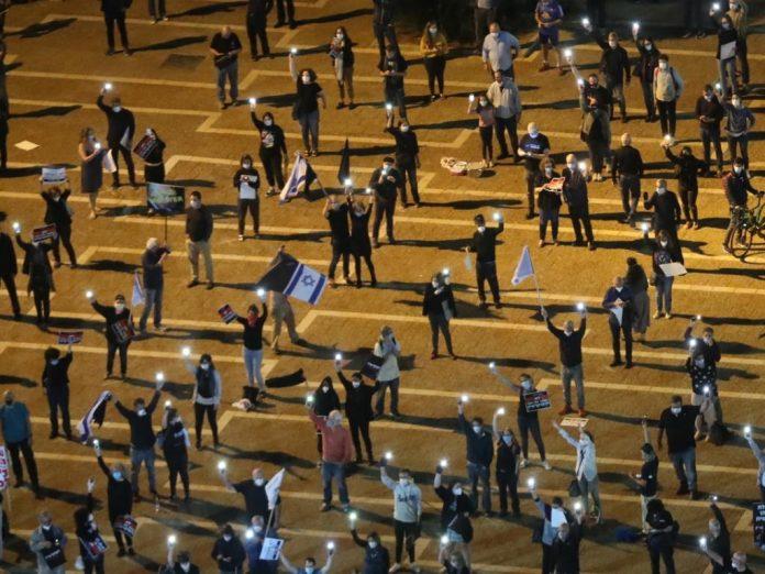 مخالفان نتانیاهو در اسرائیل