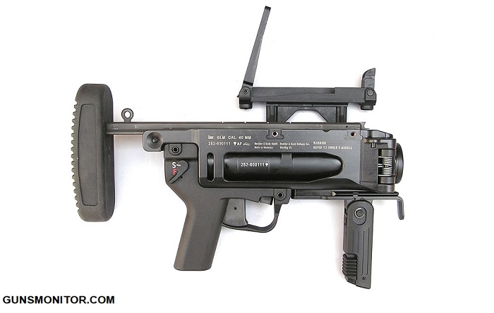 GLAUS؛ پهپاد جدید ارتش آمریکا و شلیک از نارنجک انداز! (+تصاویر)