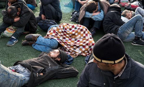 نگهداری معتادان مشکوک به کرونا در مراکز درمانی سپاه