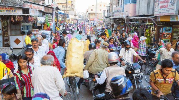 هند ابر قدرت 2050