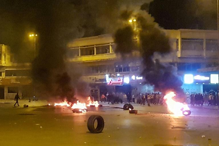 لبنان تظاهرات
