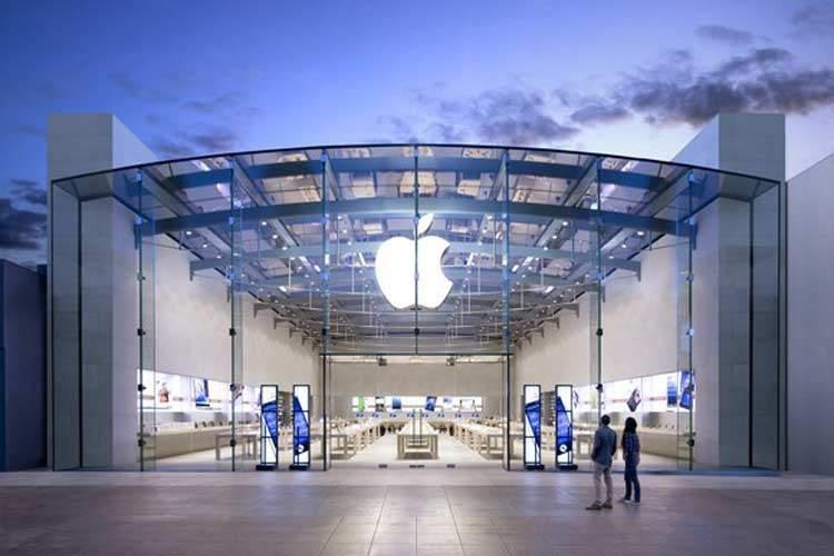 فروشگاههای اپل در آمریکا