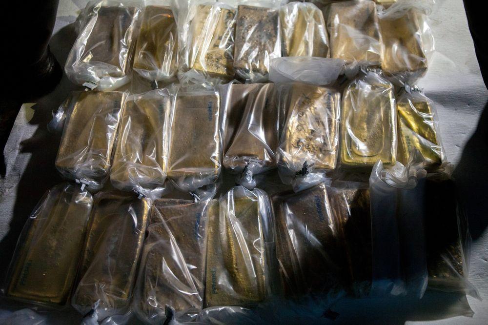 بلومبرگ: ونزوئلا 9 تن طلا به ایران داد