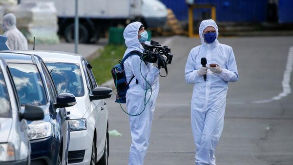 فوت ۵۵ روزنامهنگار در ۲۳ کشور در پی شیوع کرونا