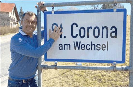 روستای گردشگری اتریشی کرونا