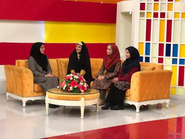 مدرسه تلویزیونی ایران در سلیمانیه کردستان عراق
