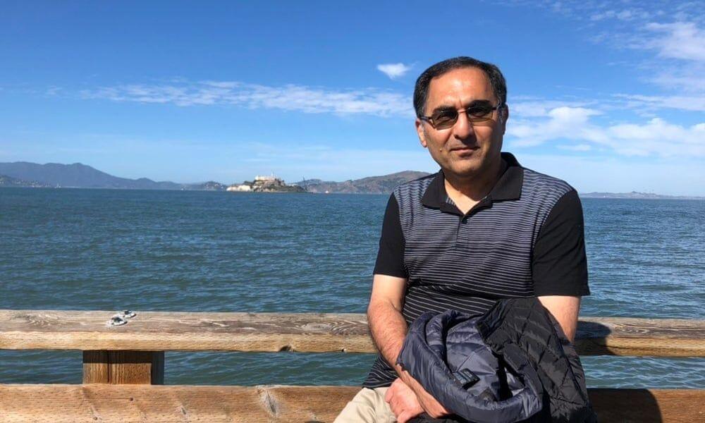 دانشمند ایرانی مبتلا به کرونا در آمریکا