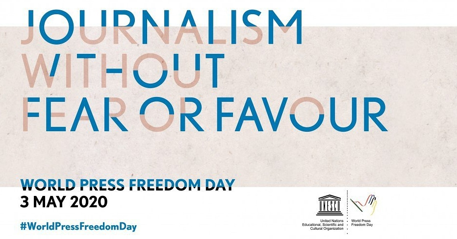 روز جهانی آزادی رسانه